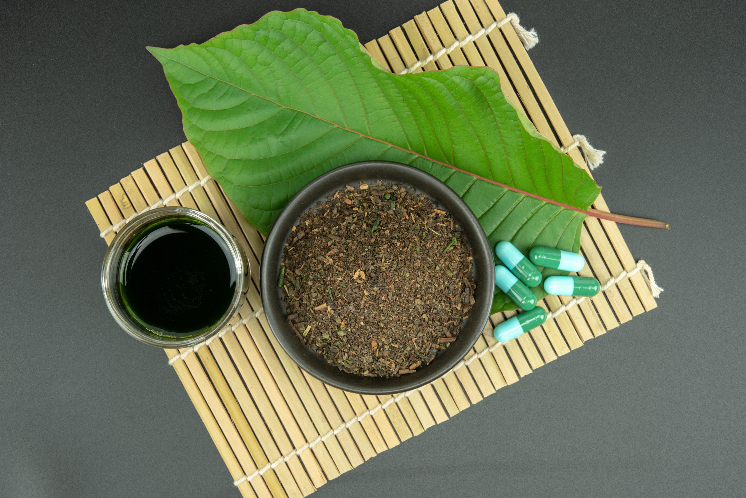 Medicine from Kratom