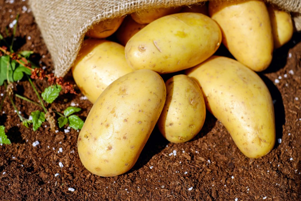 Chilled Potatoes