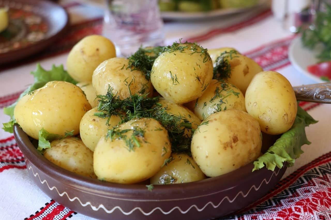 Topped Potato