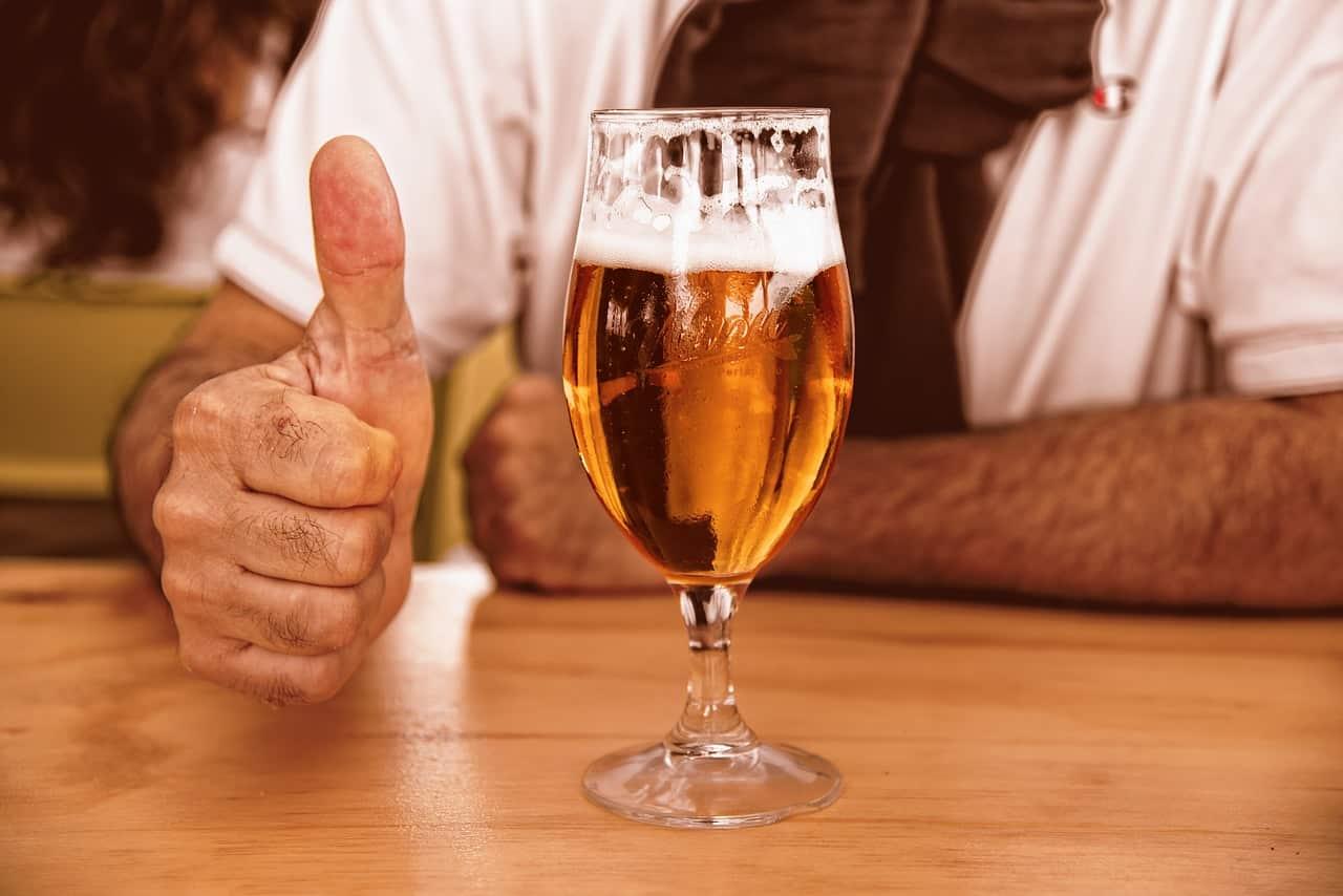Intake of Alcohol