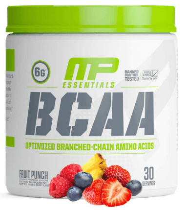 Mp Essential Bcaa Pre-Workout Supplement Powder-image