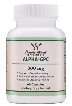 Alpha Gpc Choline Pre-Workout Supplement Powder-image