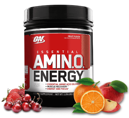 Amino Energypre-Workout Supplement Powder-image