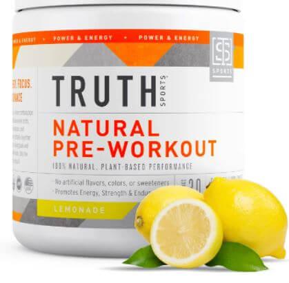 Natural PreWorkout Powder- Preworkout for Men & Women-image