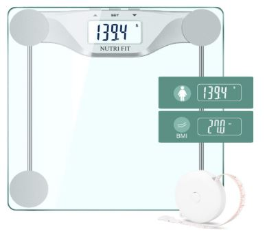 Digital Body Weight Bathroom Scale-image