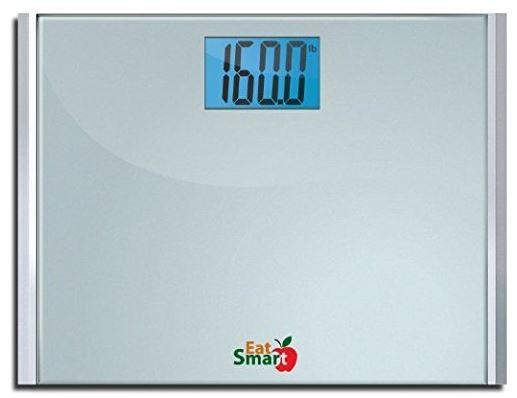 EatSmart Precision Plus- Digital Bathroom Scale-image