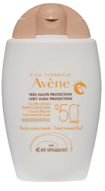 Eau Thermale Avene Tinted Mineral-image
