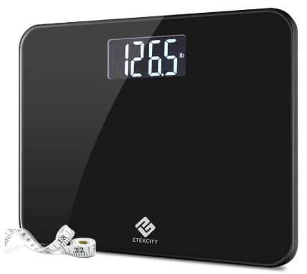 Etekcity High Precision Digital Body Weight Scale-image
