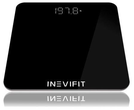 INEVIFIT Bathroom Scale-image