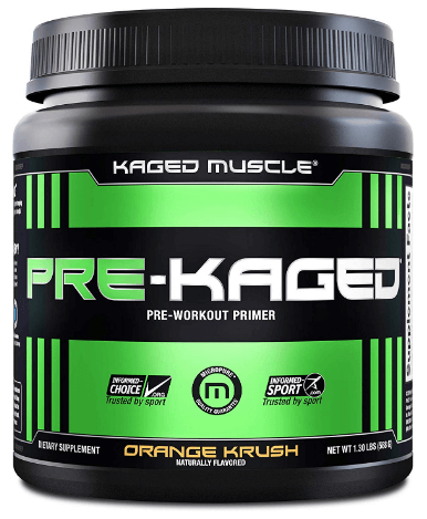 Kaged Musclepre-Workout Supplement Powder-image
