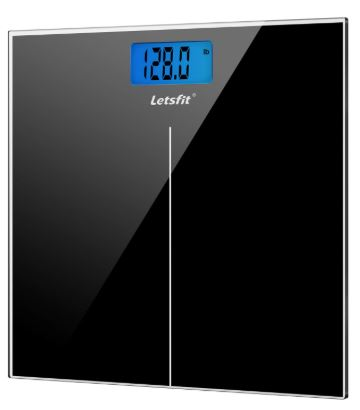 Letsfit Digital Body Weight Scale-image
