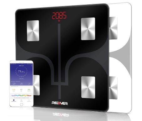 REDOVER-Bluetooth Body Fat Scale-image