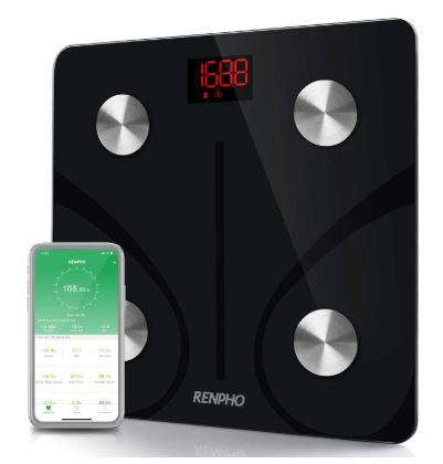 RENPHO Bluetooth Body Fat Scale-image