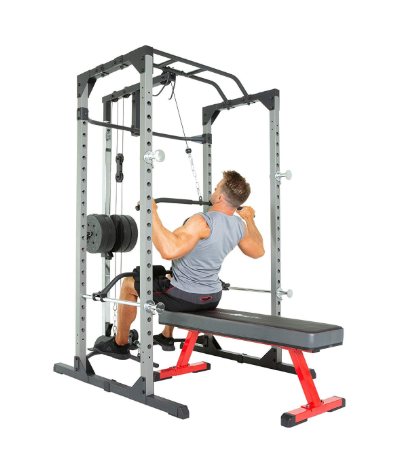 Fitness Reality 810XLT Super Max Power Cage-image