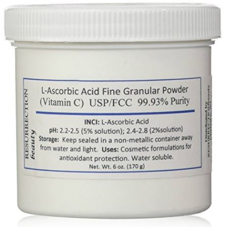 L-Ascorbic Acid Powder-image