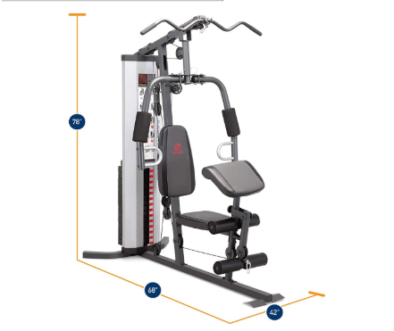 Marcy Multifunction Steel Home Gym-image