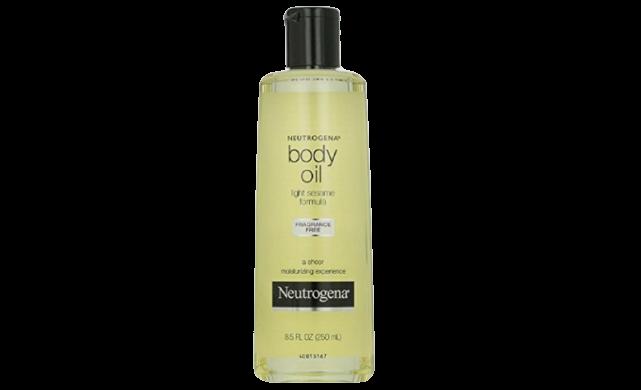 Neutrogena Fragrance-Free Lightweight Body Oil-image