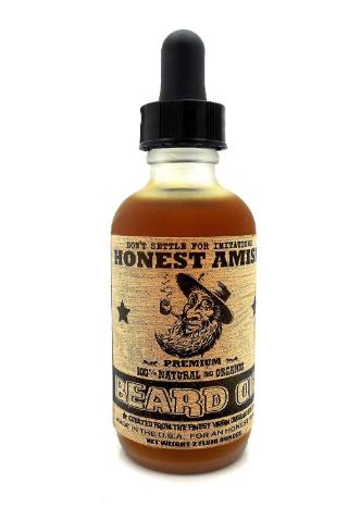 Honest Amish - Premium Beard Oil-image