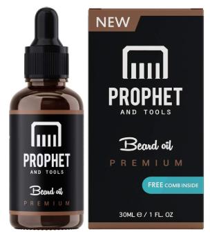 PREMIUM Unscented Beard Oil-image