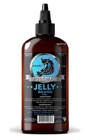 Bossman Beard Oil-image