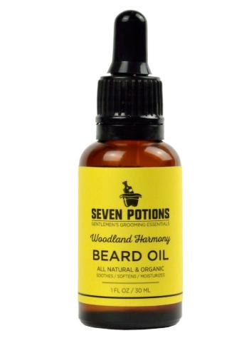 Beard Oil 1 fl oz by Seven Potions-image