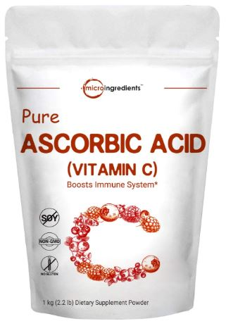 Pure Ascorbic Acid Powder-image
