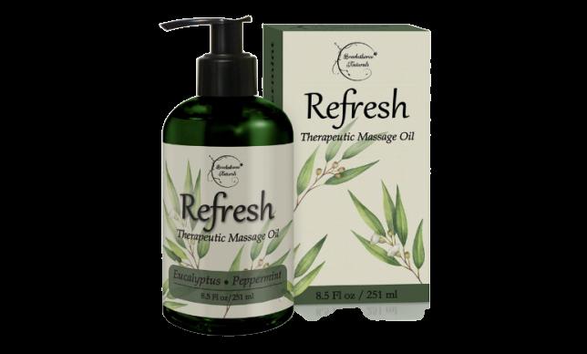 Refresh Massage Oil-image