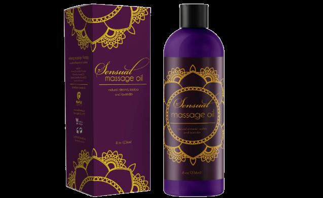 Sensual Massage Oil-image