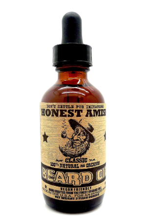 Honest Amish - Classic Beard Oil-image