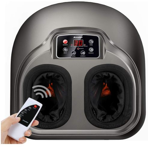 Arealer Foot Massager with Heat-image