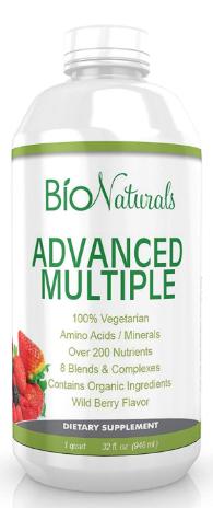 Bio Naturals Liquid Multivitamin-image