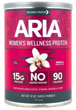 Designer Protein Aria Protein Powder-image