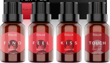 ESSLUX FLIPPED Aromatherapy Oils-image