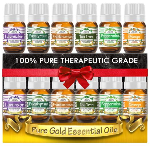 Essential Oils Gift Set of Top 6-image