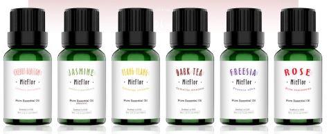 Floral Essential Oils Set-image