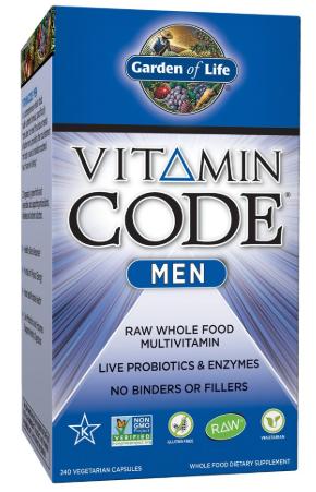 Garden of Life Multivitamin for Men-image