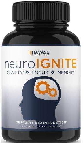 Havasu Nutrition Extra Strength Brain Supplement-image
