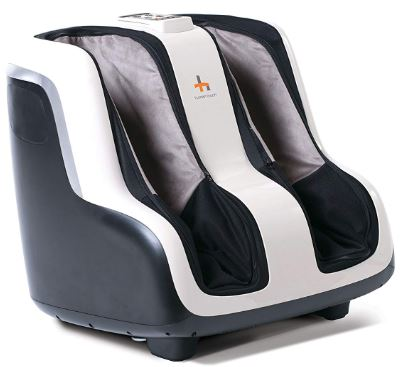 Human Touch Reflex SOL Foot and Calf Shiatsu Massager-image