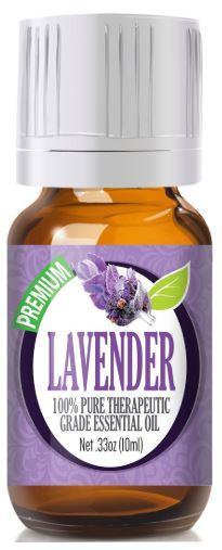 Lavender Essential Oil-image