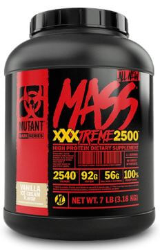 Mutant Mass XXXtreme Gainer-image