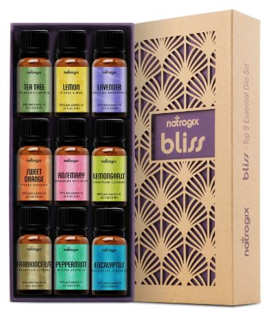 Natrogix Bliss Essential Oils-image