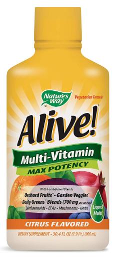 Nature's Way Alive! Multivitamin-image