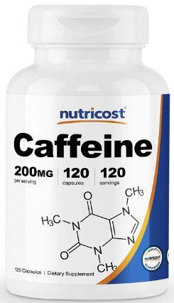 Nutricost Caffeine Pills-image