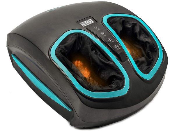 Shiatsu Foot Massager Machine with Heat-image