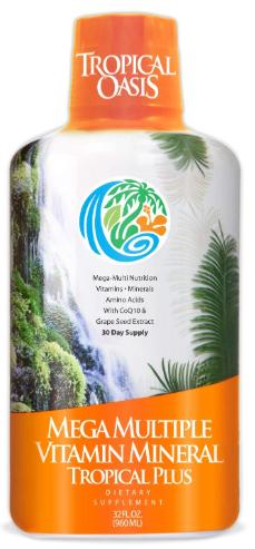 Tropical Oasis Mega Plus-image