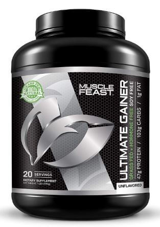 Ultimate Weight Gainer 7 Pounds-image