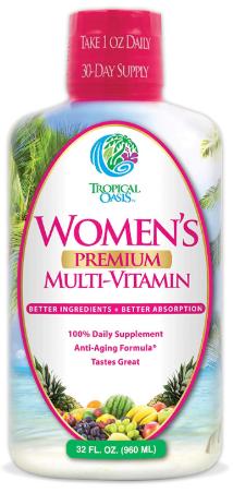 Women Premium Liquid Multivitamin-image
