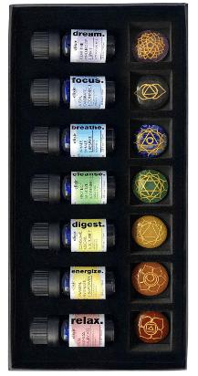 Elixir ByBita 7 Chakras Essential Oils-image