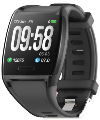 HalfSun Fitness Tracker-image