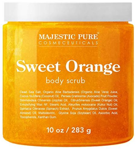 Orange Body Scrub-image